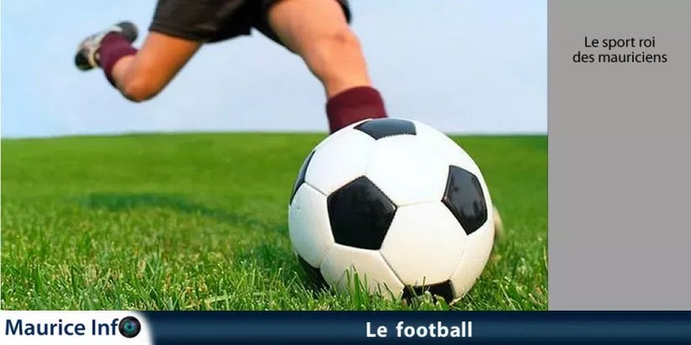 Le football, sport roi des mauriciens