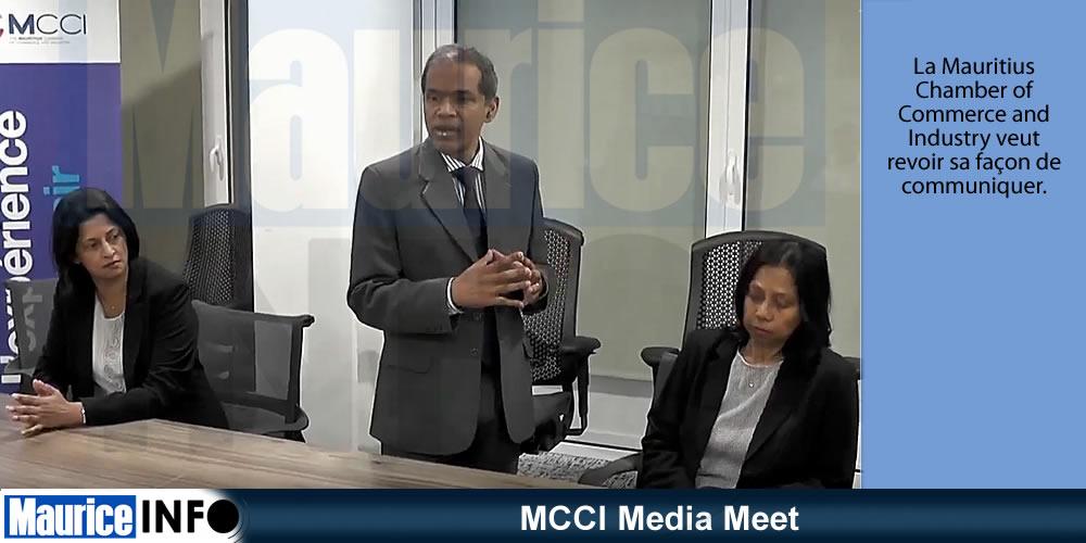 MCCI Media meet
