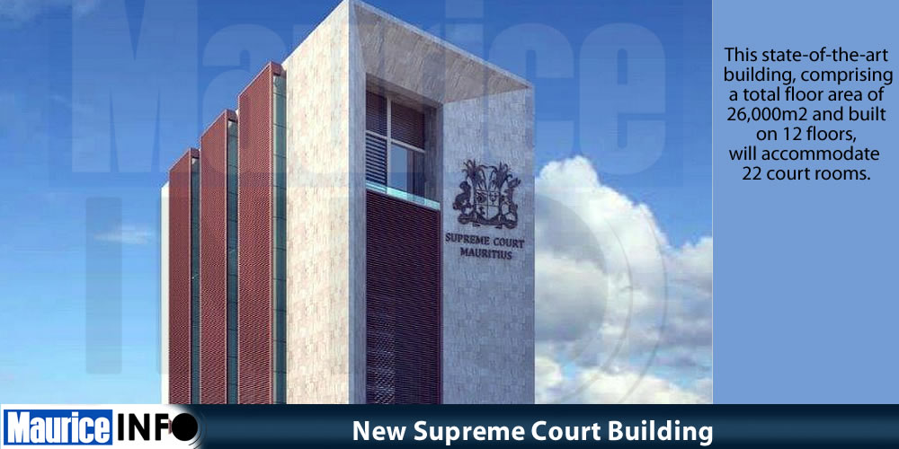 New Supreme Court Building