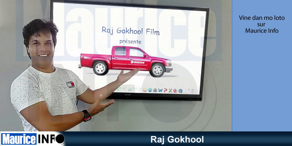 Raj Gokhool