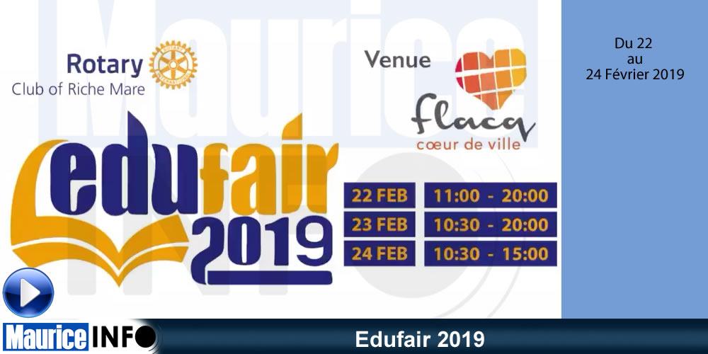 Edufair 2019