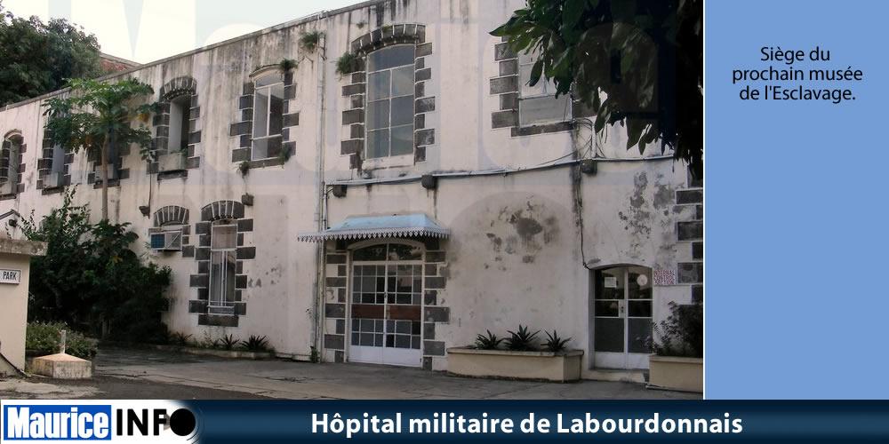 Hôpital militaire de Labourdonnais
