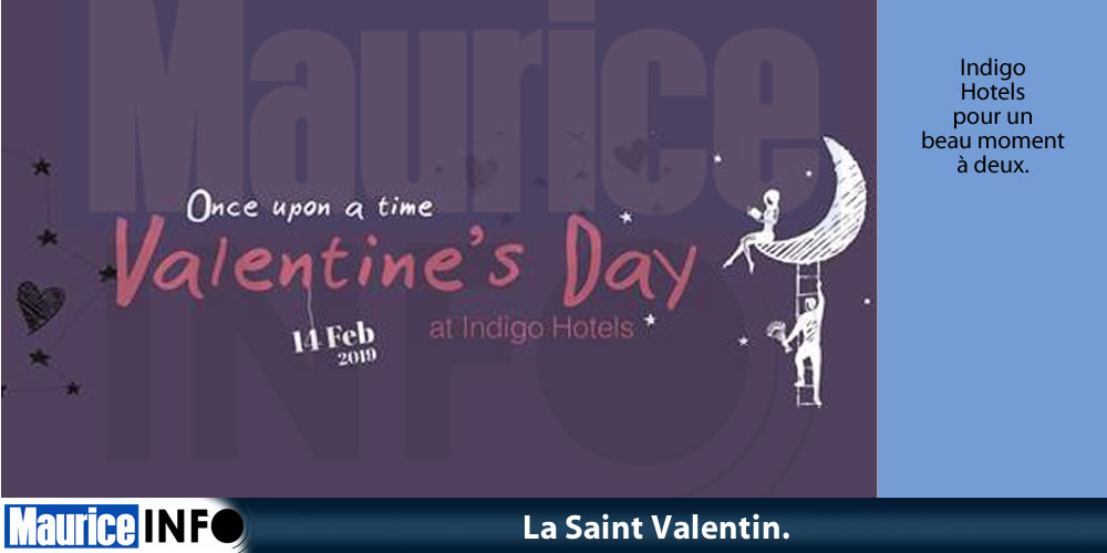La Saint Valentin.