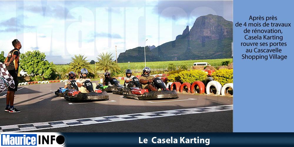 Le Casela Karting