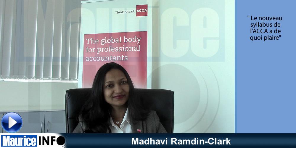Madhavi Ramdin-Clark