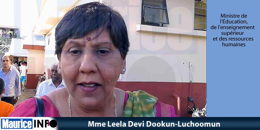 Mme Leela Devi Dookun-Luchoomun