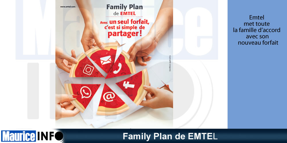 Family Plan de EMTEL