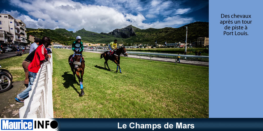 Le Champs de Mars