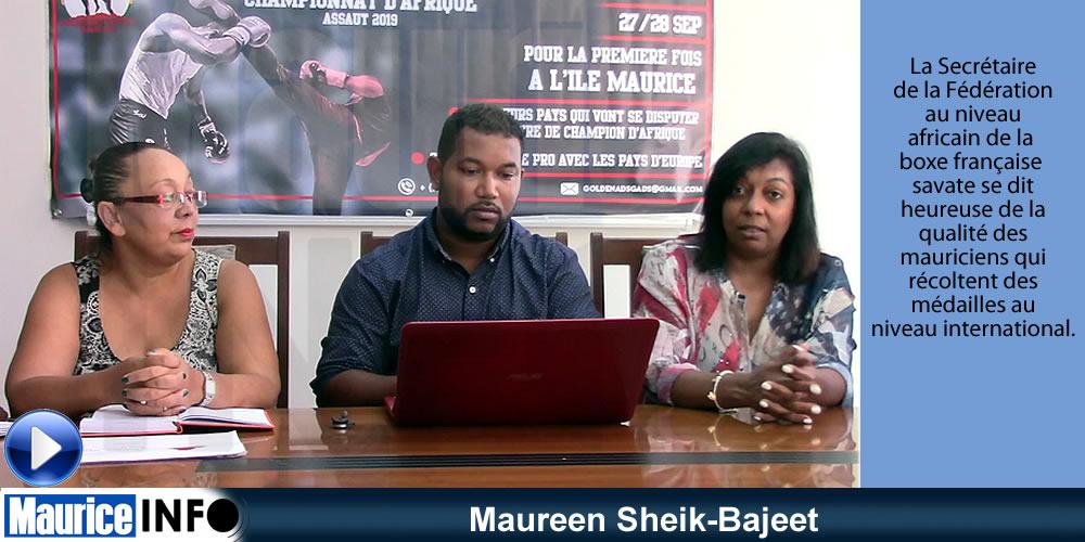 Maureen Sheik-Bajeet