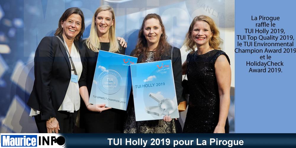 TUI Holly 2019 pour La Pirogue