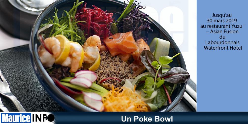 Un Poke Bowl