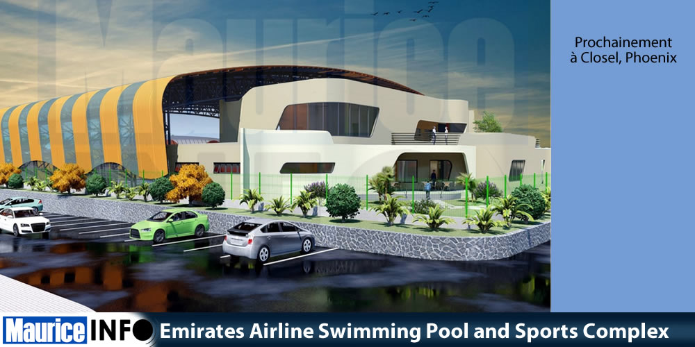 Emirates Airline Swimming Pool and Sports Complex