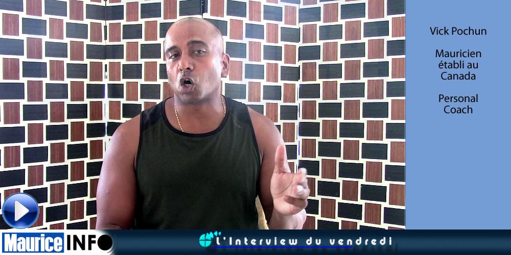 Interview du Vendredi de Vick Pochun