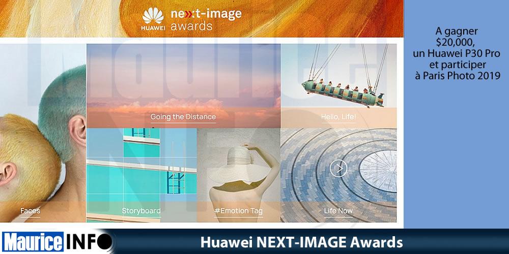 Huawei NEXT-IMAGE Awards