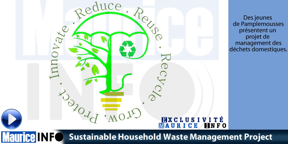 Sustainable Household Waste Management Project