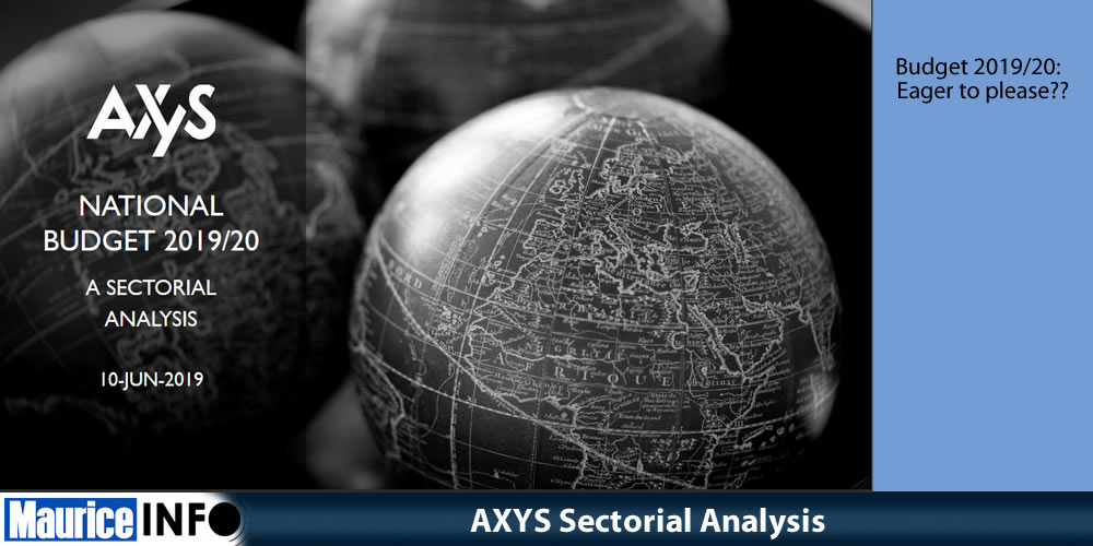 AXYS Sectorial Analysis