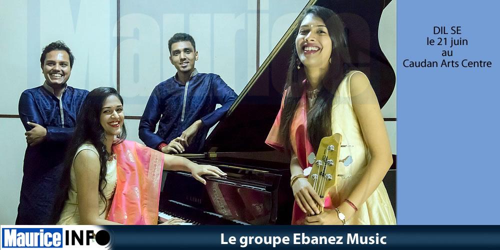 Le groupe Ebanez Music