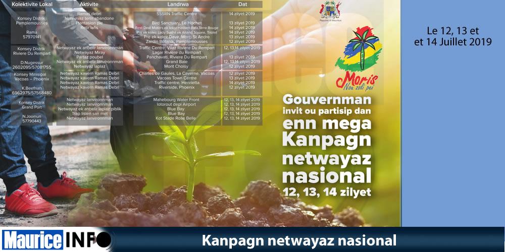Kanpagn netwayaz nasional