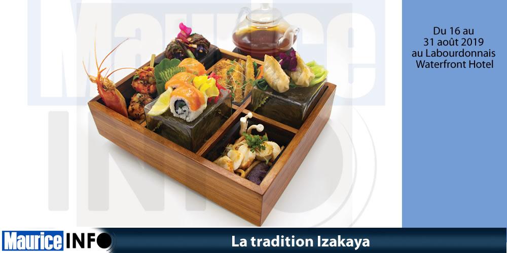 La tradition Izakaya