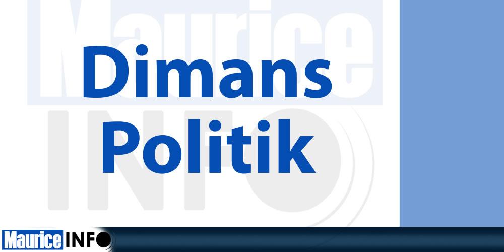 Dimans politik