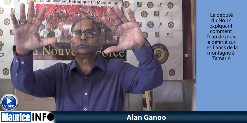 Alan Ganoo