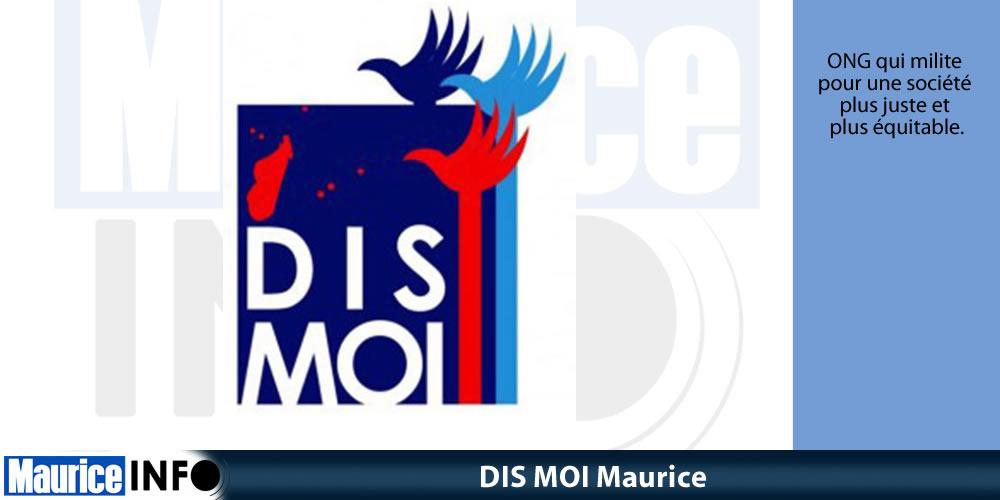 DIS MOI Maurice