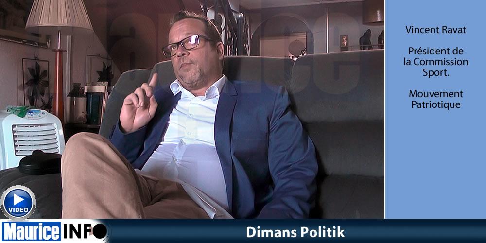 Dimans Politik de Vincent Ravat