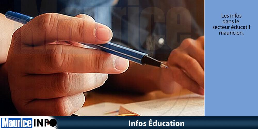Infos Éducation