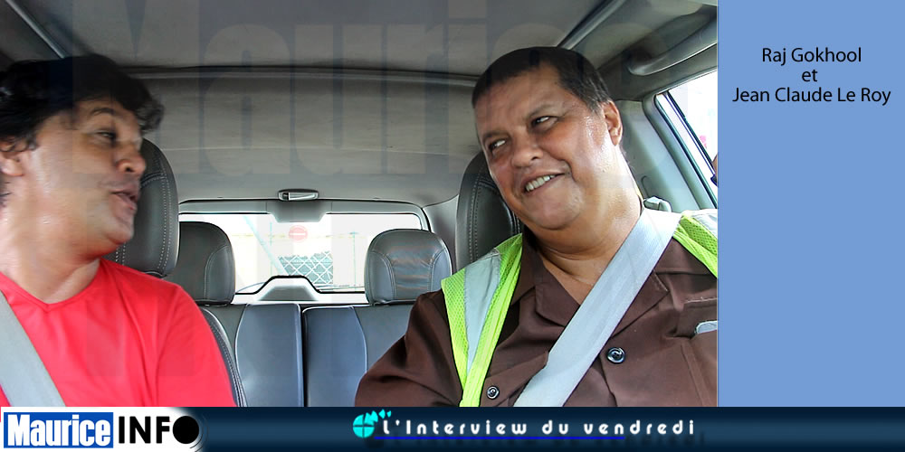 L'Interview du Vendredi Raj Gokhool et Jean Claude Le Roy