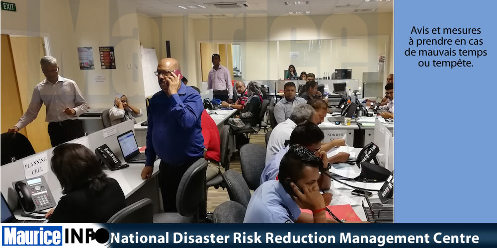 National Disaster Risk Reduction Management Centre NDRRMC