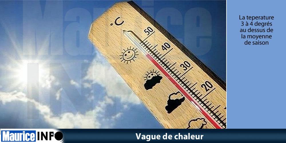 Vague de chaleur