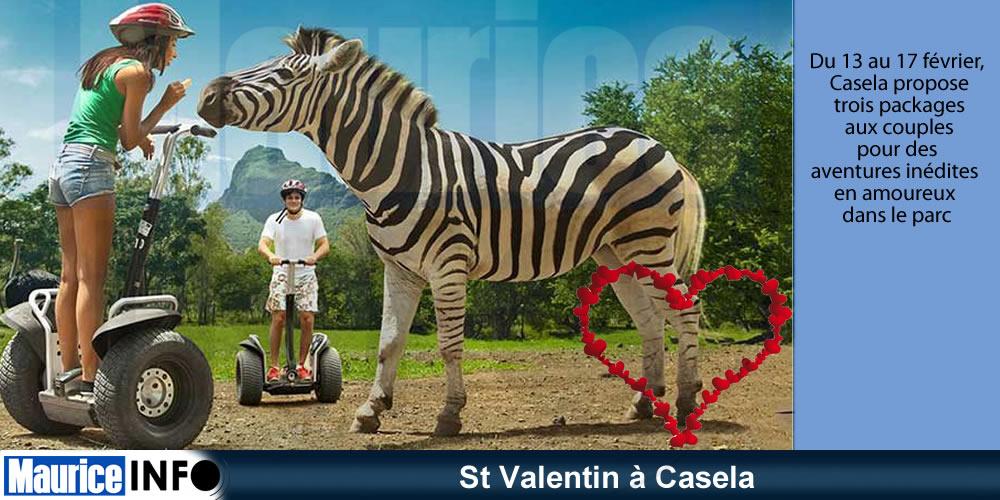 St Valentin à Casela