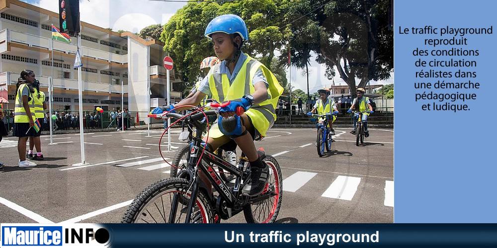 Un traffic playground