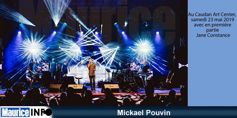 Mickael Pouvin