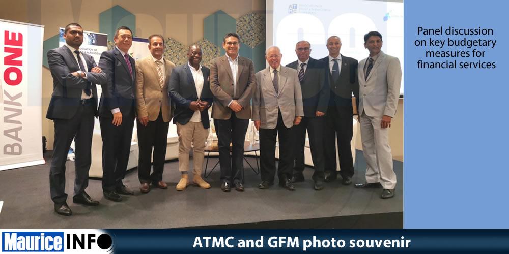 ATMC and GFM photo souvenir
